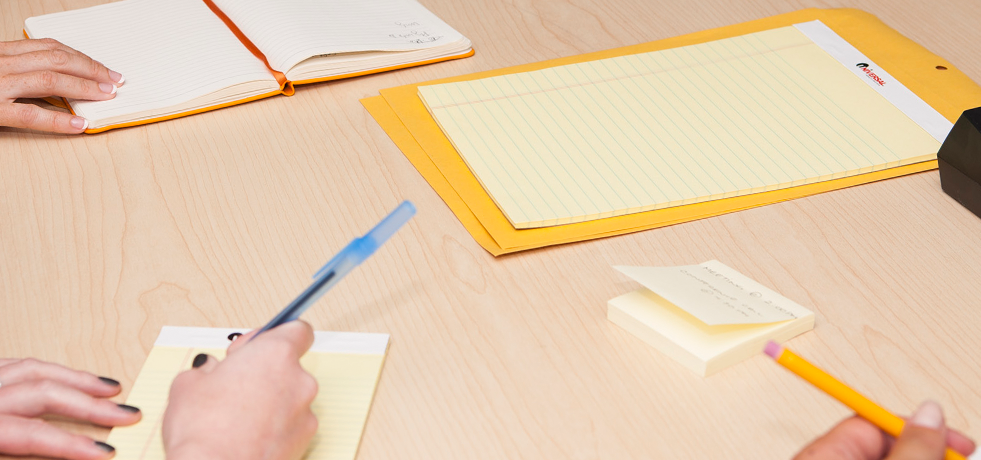 A Note on Note-taking: An Essential Skill for the Independent Consultant