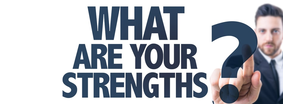 building on your strengths